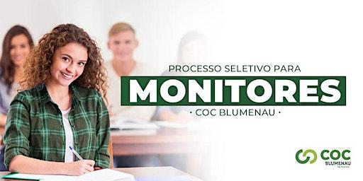 Concurso de Monitoria COC Blumenau