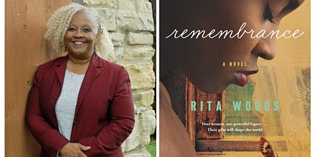 Remembrance by Rita Woods - Book Event tickets