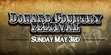Donard Country Festival tickets