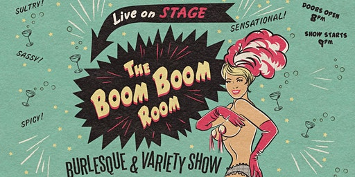 The Boom Boom Room