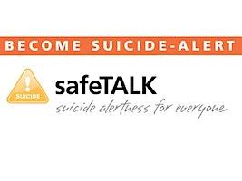 safeTALK Suicide Prevention Training