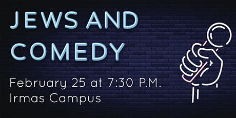 Jews and Comedy: A Panel with Funny People tickets