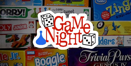 Game Night Cafe tickets
