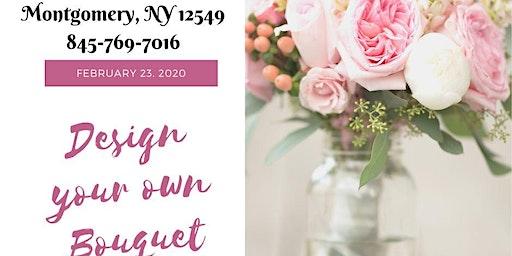 Design Your Own Bouquet