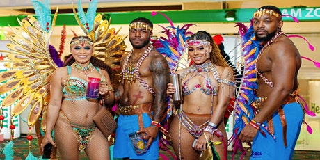 Jamaica Carnival GLAM Hub friend package tickets