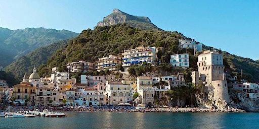 Italian Dinner & Travel Chat: Wed, Feb 19