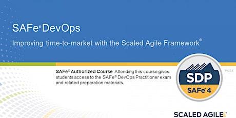 SAFe® 5.0 DevOps Practitioner with SDP Certification Salt Lake City,Utah (weekend)  tickets