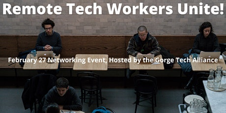 Remote Tech Workers Unite! tickets