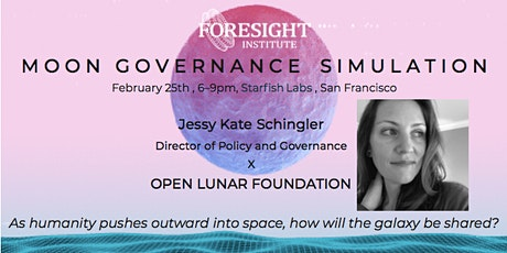 Moon Governance Simulation tickets
