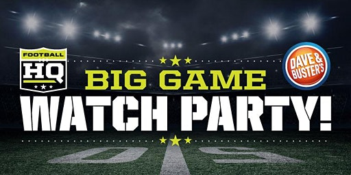 Super Big Game Sunday Watch Party 2020 - D&B Hollywood Los Angeles