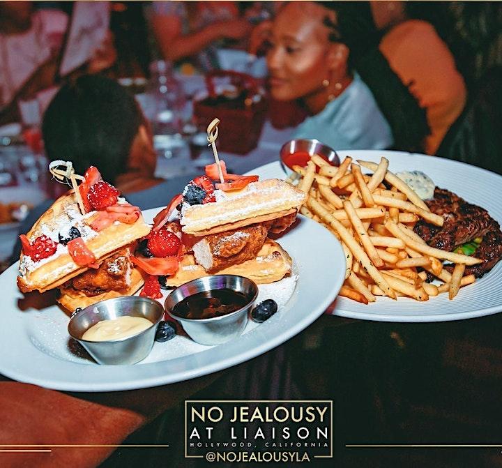No Jealousy Sunday Party Brunch - American Dream Themed image