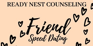 Friend Speed Dating for New Moms