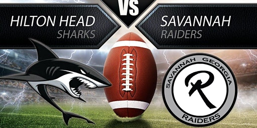 Hilton Head Sharks vs Savannah Raiders