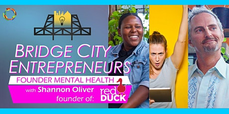 Founder Mental Health | Bridge City Entrepreneurs tickets