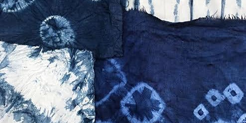 Indigo Dye with the Shibori Technique