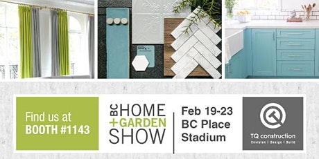 Free Home Design Consultations at the 2020 BC Home and Garden Show (BCHGS) tickets