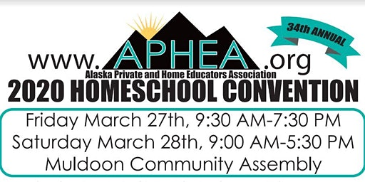 2020 APHEA Homeschool Convention