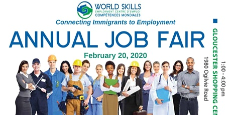 World Skills Annual Job Fair tickets