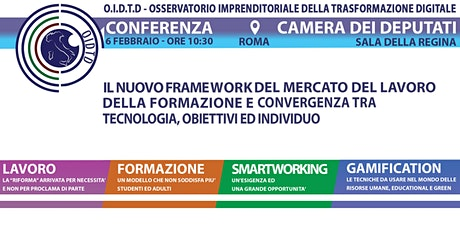 Il nuovo framework del mercato del lavoro della formazione e convergenza biglietti