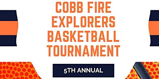 5th Annual Cobb Fire Basketball Tournament