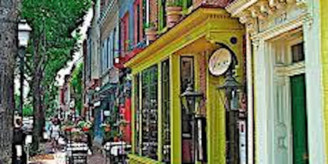 Trip to Old Town Alexandria I 0 Points I Sign Up Jan. 27-29 tickets