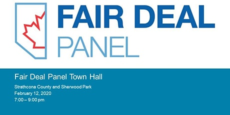 Fair Deal Panel tickets
