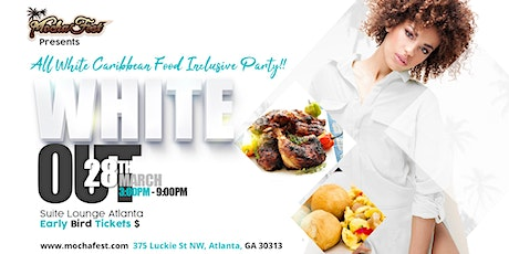 Mocha Fest WHITE OUT Caribbean Party ATL tickets