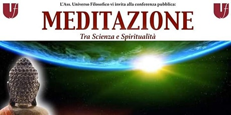 MEDITAZIONE tra Scienza e Spiritualità biglietti