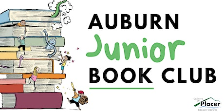 Auburn Library Junior Book Club tickets