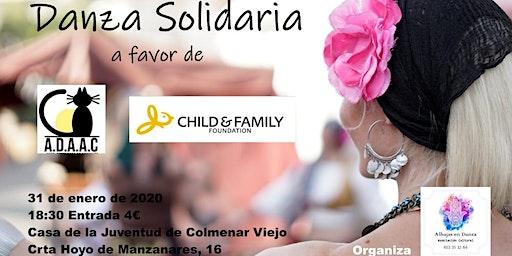 Danza Solidaria a favor de ADAAC y CFF