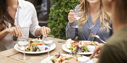 A PLACE AT THE TABLE: Friendship Luncheon for Female Founders