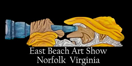 12th Annual East Beach Art Show tickets