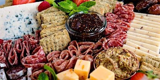 Vinoannzo Charcuterie Board/Wine Tasting Event