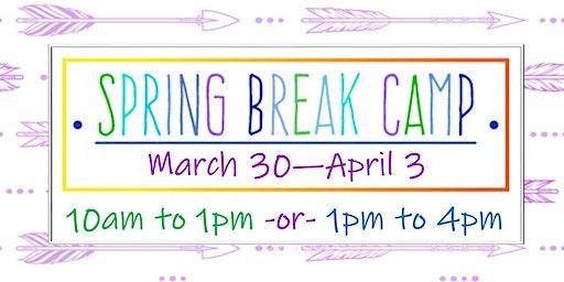 5 Day - Spring Break Camp