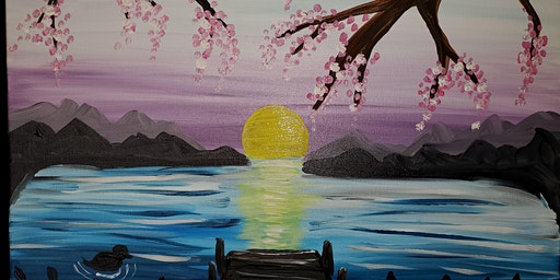 Paint Night at Mesa Fresca with WPolkArt