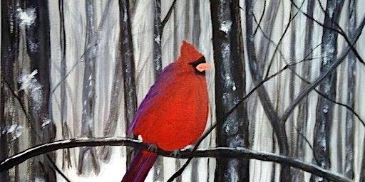 Fundamentals of Painting- Cardinal