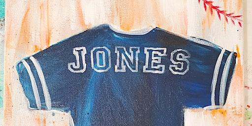 2/22 $35 My Jersey @ Paint Like ME Studio