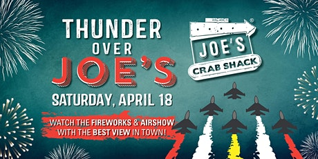 Thunder Over Joe's tickets