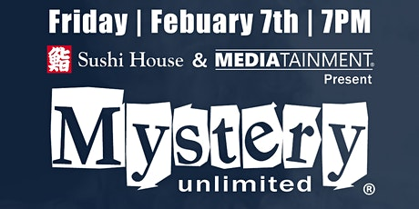 Murder Mystery at the Sushi House tickets
