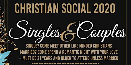 Christian Social 2020 tickets