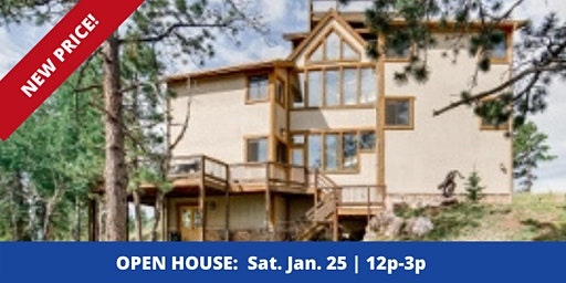 Open House | Sat. Jan. 25 | 12p to 3p