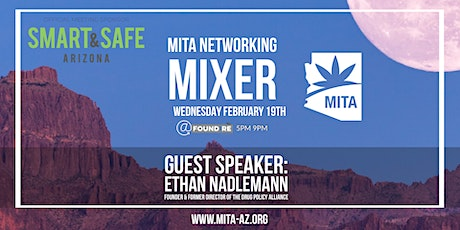 Ethan Nadlemann @ MITA - Networking Mixer tickets