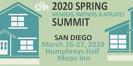 LHA Spring Members, Partners, and Affiliates Summit tickets