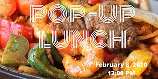 Pop Up Ladies Lunch