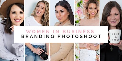 Women In Business Branding Shoot