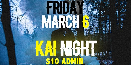 Kai Night @ The Outpost tickets