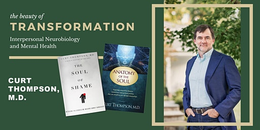 CEU-Curt Thompson, M.D. Author: The Anatomy of the Soul & The Soul of Shame