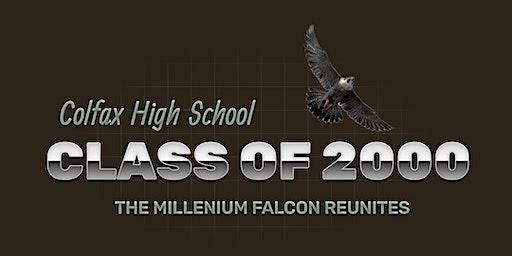 Colfax High Class of 2000 Reunion - Saturday / Sunday Ticket