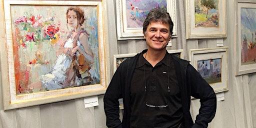 Impressionist Painting Workshop - Master Slava Korolenkov - Kansas City - 2020