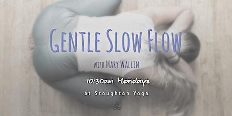 Gentle Slow Flow Yoga  tickets